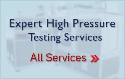 General Markets High Pressure Testing - Maximator Test